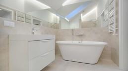 Sanitaire werken en badkamerinstallatie