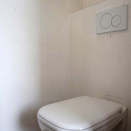 Vernieuwd toilet